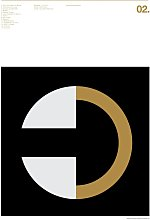 EEP Nick Barclay Daft Punk Unframed Print  -