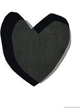 EEP Seventy Tree Black Heart Unframed Print  -