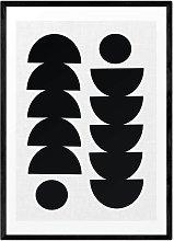 EEP Seventy Tree Tropical Unframed Print - A1
