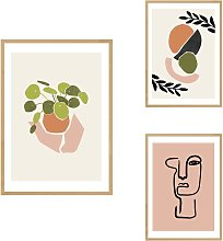 EEP Sundry Society Scandi Framed Print  - Gallery