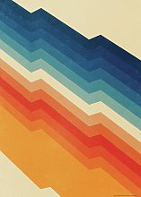 EEP Tracie Andrews Barricade Unframed Print  -