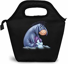 Eeyore Lunch Bag for Adults and Kids Leakproof