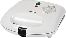 Efbe-Schott Cinnamon Waffle Iron with 8 Different