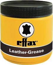Effax Leather Grease Horse Liquid (500ml) (Black)