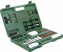 Effetool 62pcs Universal Gun Cleaning Kit Pipe