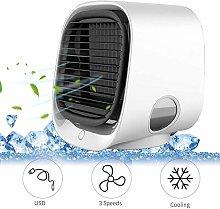 effoo Desktop Air Cooler Air Conditioner Fan Small
