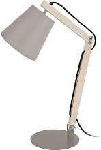 Egerton 70cm Desk Lamp Ebern Designs Finish: Light