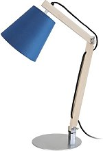 Egerton 70cm Desk Lamp Ebern Designs Finish:
