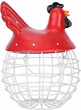 Egg Basket Egg Storage Basket Metal Durable Iron