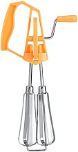 Egg Beater Mixer, Stainless Steel Rotary Manual
