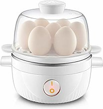 Egg Boiler and Poacher with Steamer, Ideal for