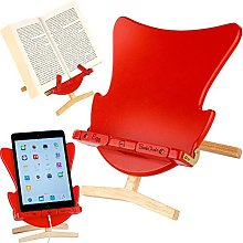 Egg BookChair Book Stand iPad Tablet eReader