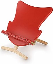 Egg Bookchair Wood Adjustable Foldable Ergonomic