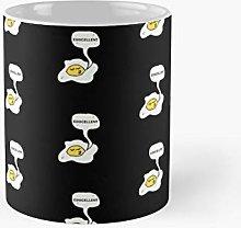 Egg-cellent Egg Day Classic Mug   Best Gift Funny