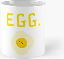 Egg Classic Mug Best Gift Funny Coffee Mugs 11 Oz