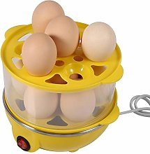 Egg Cooker,350W Double-Layer Electric Egg Maker