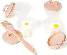 Egg Cooker Cute Animal Shape Egg Boiler Hard