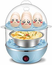 Egg Cooker, Multifunctional Double-Layer Steamer.