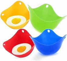 Egg Cooker, Silicone Egg Cooker, Egg Shape, New