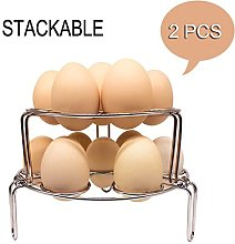 Egg Cooker Steamer Rack Basket Stand Pressure