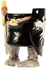 Egg Cup Black Knight - N/A - One Size