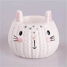 Egg Cup Ceramic Hand-Painted Egg Tray Cute Small