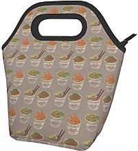 Egg Cup Noodle Ramen Cute Lunch Box Insulated