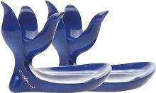 Egg Cup Set Luigi Colani Colour: Blue
