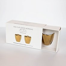 Egg Cup, Set of 2 in Gift box