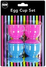 Egg Cups Kids Adult Eggy Soldiers Breakfast Home