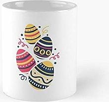 Egg Easter Celebration Classic Mug   Best Gift