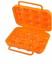 Egg Holder for Camping and Travel, Portable 12