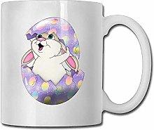 Egg Hunt Rabbits Coffee Mug 11 Oz Men Office Gifts
