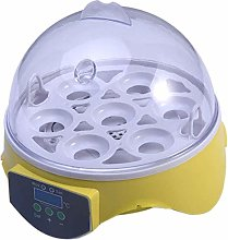 Egg Incubator,7 Eggs Fully Automatic Poultry