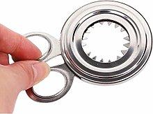 Egg Opener Scissors Slicers Egg Shell Cutter for