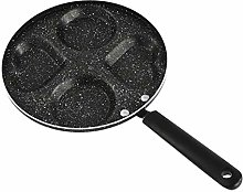 Egg Pan Nonstick 4-Cup Frying Pan, Non Stick