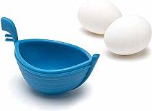 Egg Poacher,Water Boat Egg Cooker,DIY