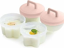 Egg Poachers Cups, Poached Egg Maker Set Non Stick