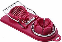 Egg Scrambler,Multi-Function Egg Slicer/Shredder/2