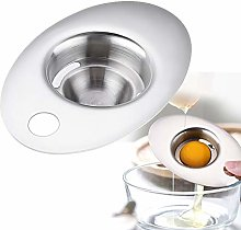 Egg Separator, Egg Yolk and Egg Whites Filter