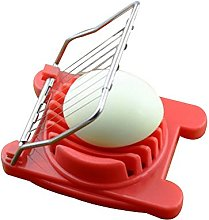 Egg Slicer Cutter Stainless Steel Easy Cutter