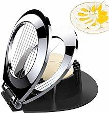 Egg Slicer, Egg Cutter Heavy Duty Slicer for