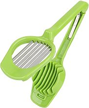 Egg Slicer - Multi Purpose Fruits and Eggs Cutter