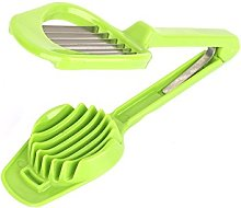 Egg Slicer Mushroom Tomato Fruit Cutter with Long