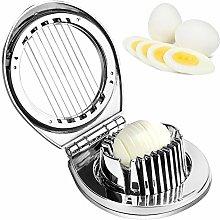 Egg Slicers Egg Cutter Salad Slicer with 2 Slicing