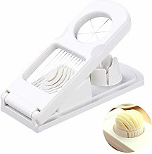 Egg Slicers, Stainless Steel Egg Slicer Cutter and