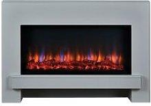 Egglestone Electric Fireplace Fire Heater Heating