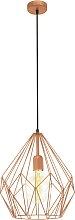 Eglo Carlton Pendant Light - Copper