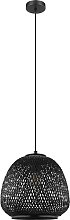 Eglo Dembleby Pendant Light - Black