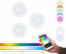 Eglo Fueva Ceiling Lighting – Lamp (Metallic,